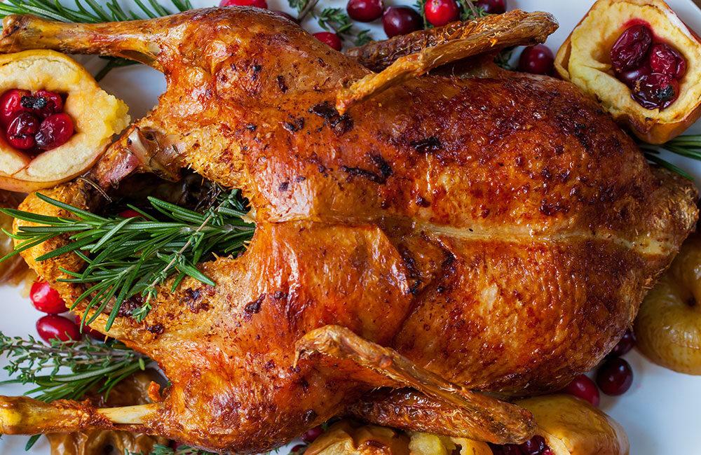 Full Roast Duck