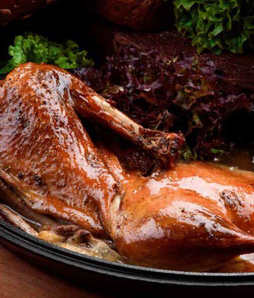 Roasted Duck Half