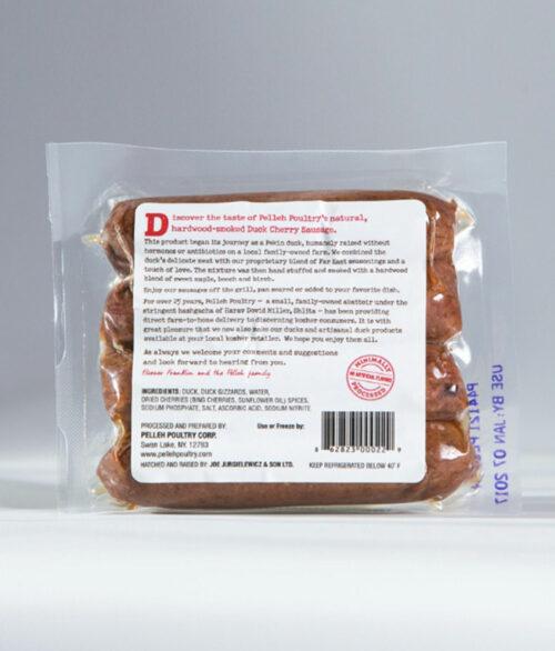 Kosher Duck Cherry Sausage