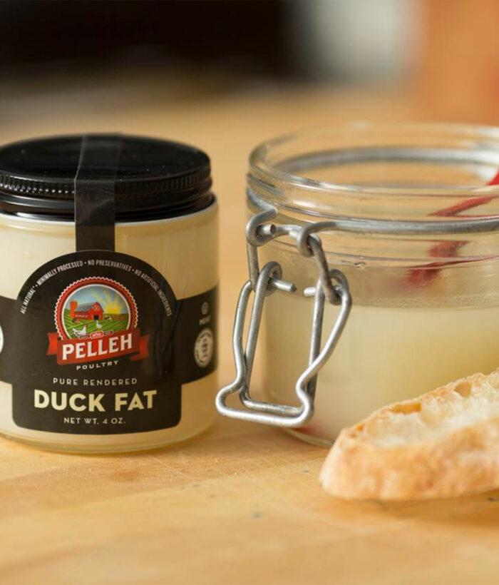Kosher Pure Rendered Duck Fat