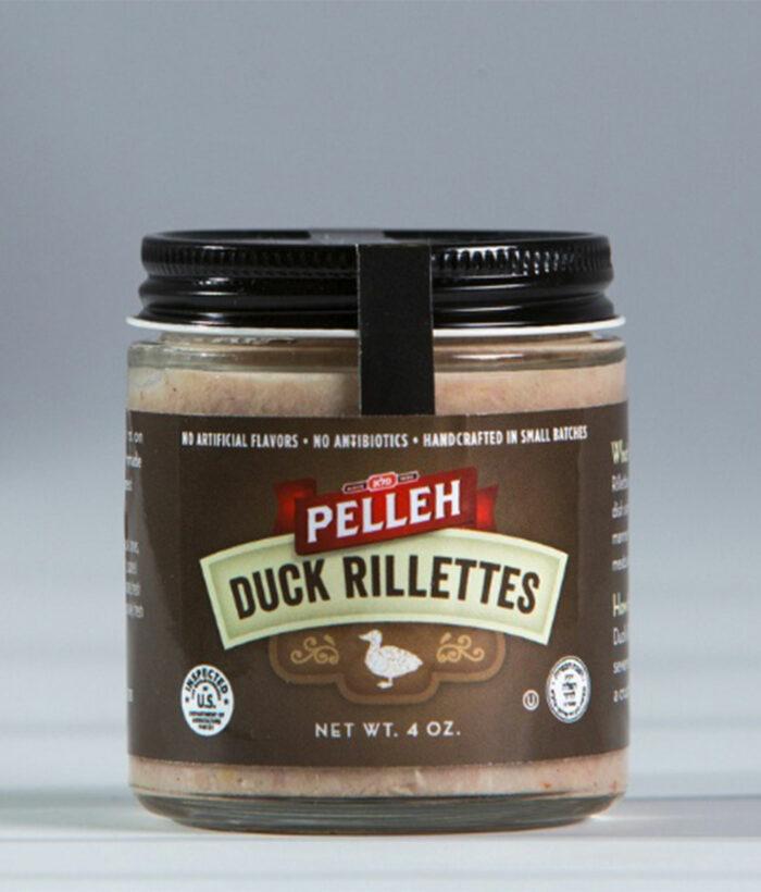 Kosher Duck Rillettes