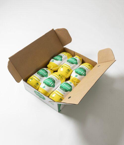 Box of Halal Ducks