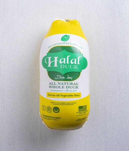 Halal Duck