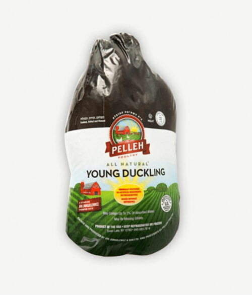 Kosher Whole Young Duckling