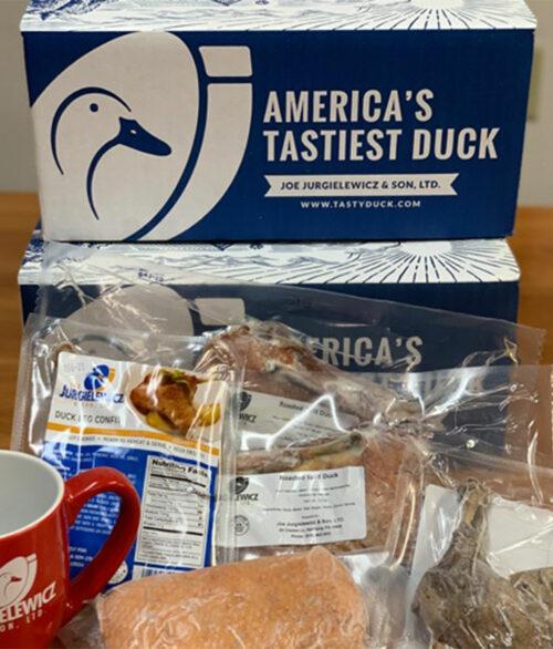 Tasty Duck Take Home Feast