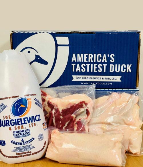 Tasty Duck Sampler Kit