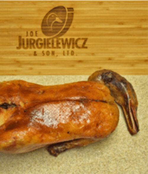 Asian BBQ Peking Duck