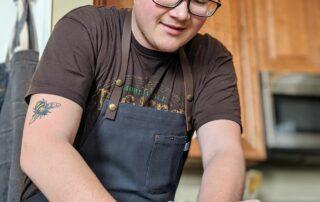 Featured Chef Sam Burgess