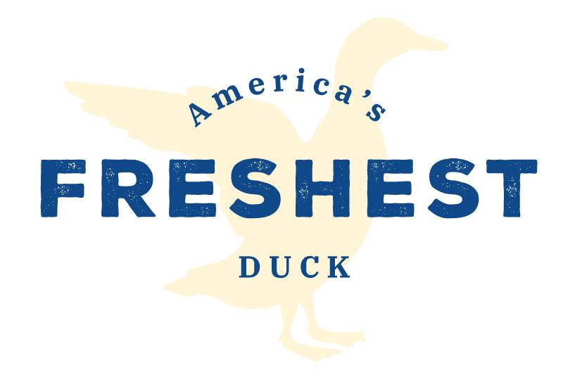 America's Freshest Duck